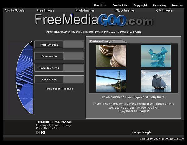 FreeMediaGoo - Free Stock Photos, Background and Web Images