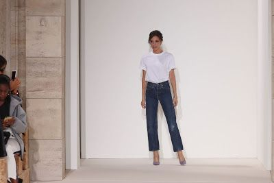 VICTORIA BECKHAM will join the London Fashion Week schedule for the first time in September for a 10th anniversary show celebrating a deca...