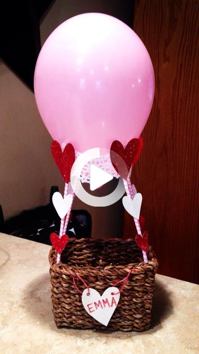 Pin On Valentines Boxes For Girls Diy