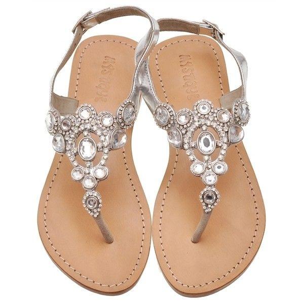 pretty flip flops