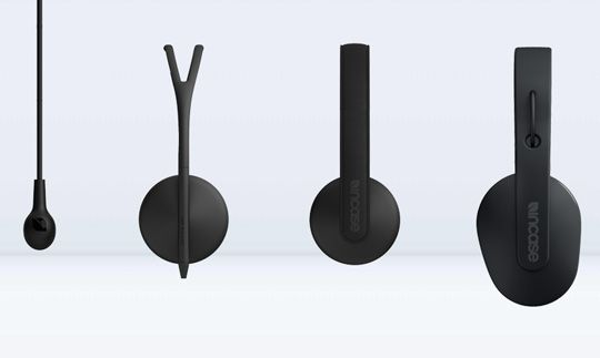 incase headphones range