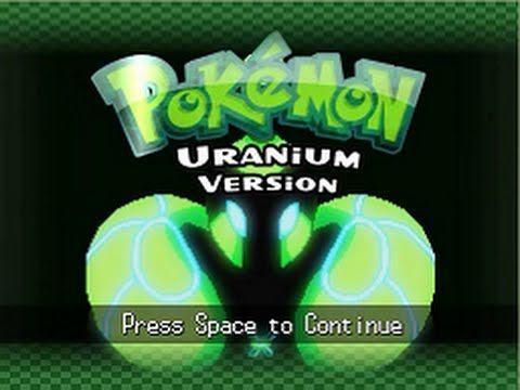 Let's Play: Pokemon Uranium Ch 3 Pt. 1!