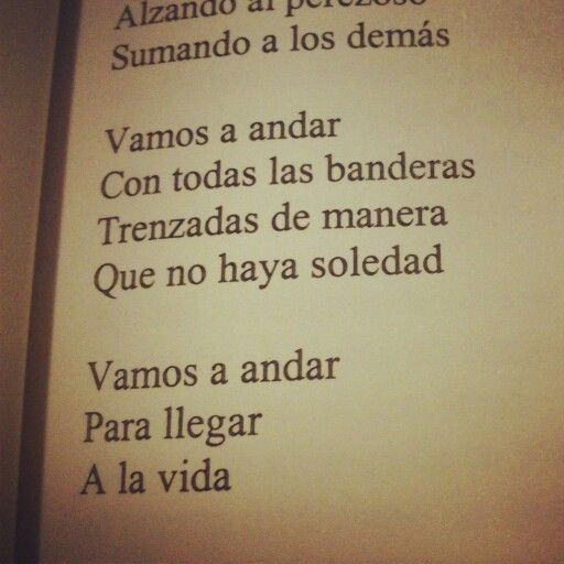 Silvio Rodriguez - Vamos a andar