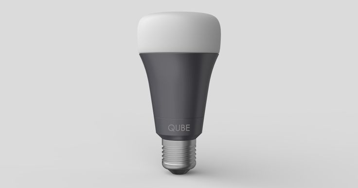Qube – World's Most Affordable Wi-Fi Enabled, Multi-Color LED Smart Bulb For Your Home | Crowdfunding is a democratic way to support the fundraising needs of your community. Make a contribution today!