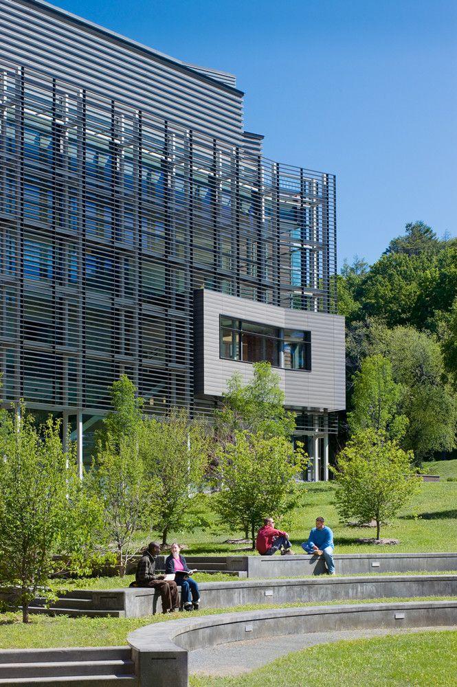 UMass Amherst Integrated Science Building,© Warren Jagger Photography