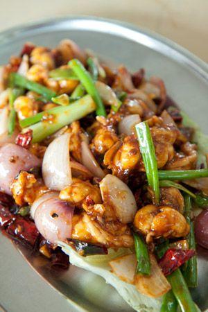 King Prawn @ Restoran Jiann Chyi, Sekinchan