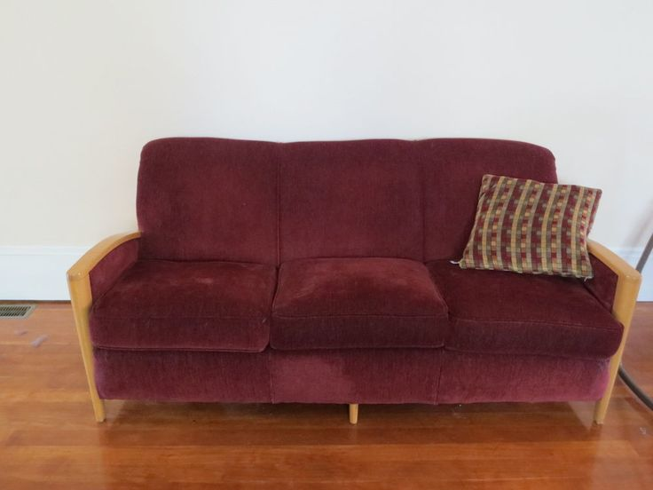 heywood wakefield sofa couch mid century modern offers considered below ask century