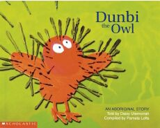 This story of Dunbi the owl is a classic children's book. Told by Daisy Utemorrah of the Worora people near Mowanjum, great for fours and fives.