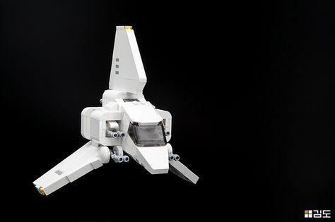 LEGO STAR WARS CHIBI IMPERIAL SHUTTLE