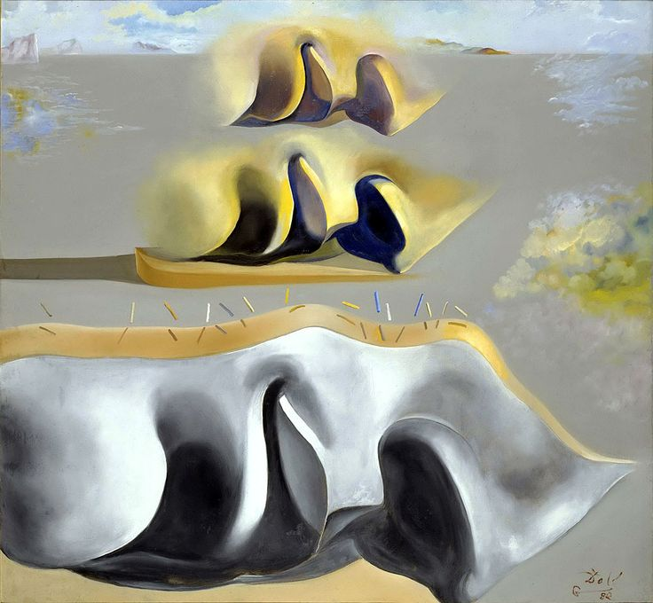 "Dali Salvador Three Glorious Mysteries Gala Madrid Reina Sofia Museum 1982 (from <a href=""http://www.oldpainters.org/picture.php?/32757/category/338"">serra</a>)"