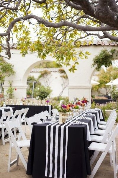 Kentucky Derby soiree via So you want to be an interior designer