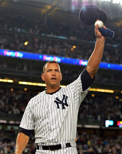 HBD Alex Rodriguez July 27th 1975: age 41