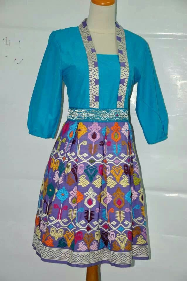 17 Best images about Simple dress for batik on Pinterest   Summer ...