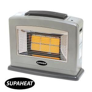 Bromic Supaheat Indoor LPG Gas Heater - Natural Convection/Radiant