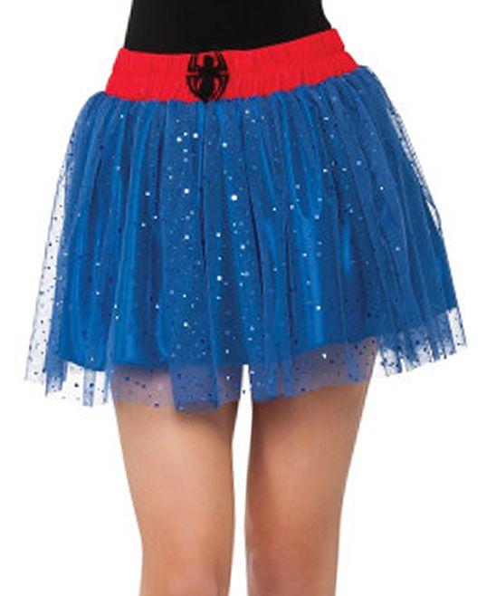 Spider-Girl Costume Skirt - Women