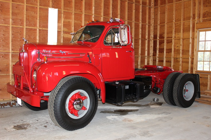 Mack Trucks: Restored Mack Trucks For Sale