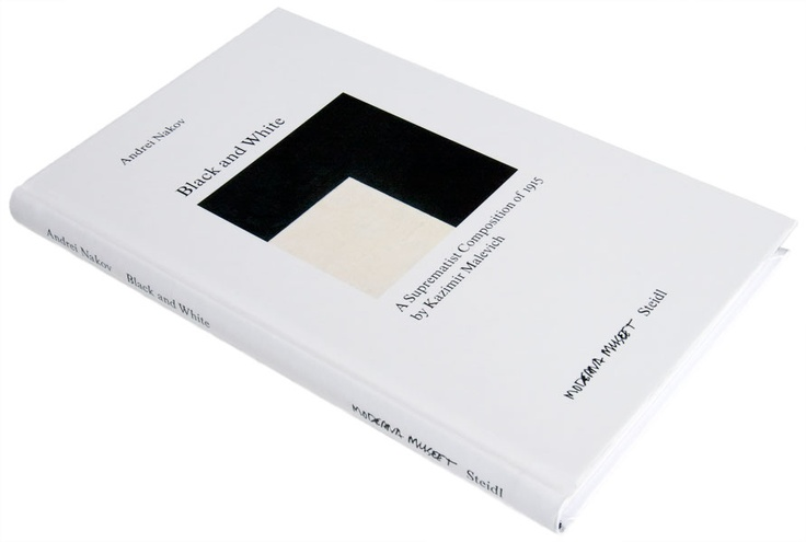 Andrei Nakow, 'Black and White', A Suprematist Coposition of 1915.