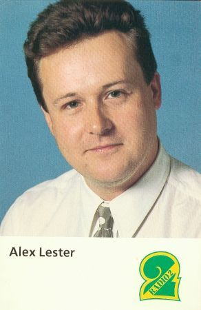 Alex Lester