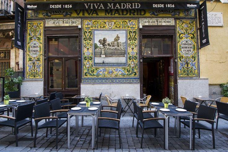 Restaurante Viva madrid
