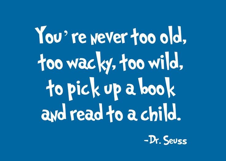 Dr. Suess quotes. cute for the kids reading nook