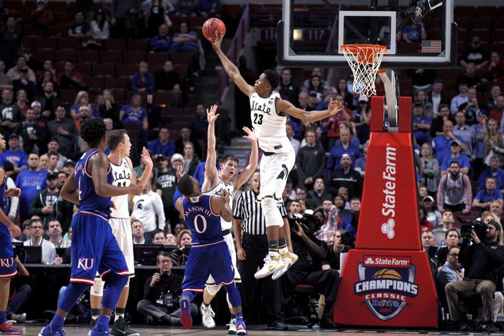 Michigan State & Kansas Jayhawks are March Madness teams to beat - https://movietvtechgeeks.com/michigan-state-kansas-jayhawks-are-march-madness-teams-to-beat/-The Kansas Jayhawks and the Michigan State Spartans are the respective No. 1 and No. 2 teams with the February 29th college basketball AP Poll. Both teams went undefeated last week