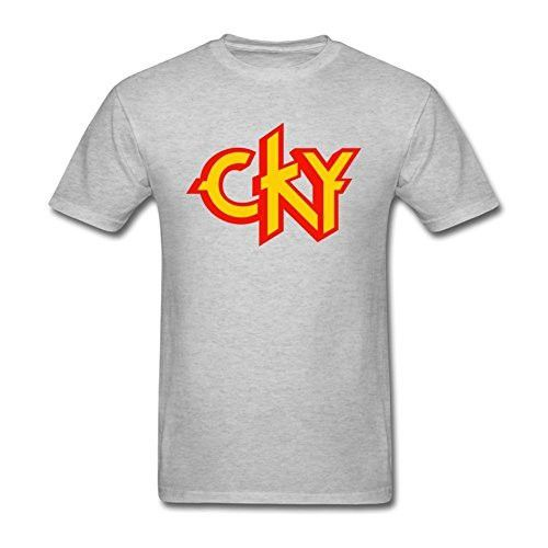 OneGod Men's Cky Band Logo T Shirt M