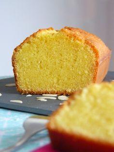 Cake complètement amandes