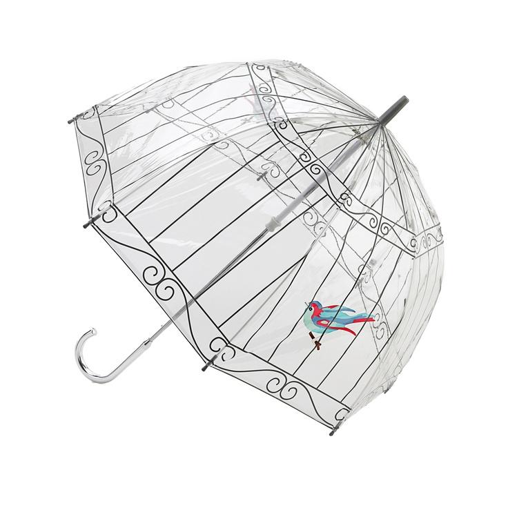 lulu guinness birdcage umbrella