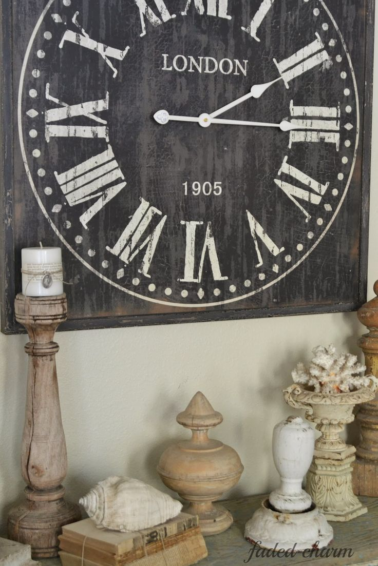 Faded Charm: ~A New Clock~