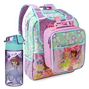 Disney Sofia Backpack & Lunch Tote Collection | Disney Store