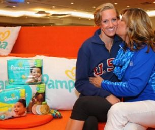 Olympic Swimmer Dana Vollmer – On Swimming and Being a Mom