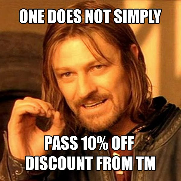 One does not simply pass 10% off discount with nahmvut3f5ki6d6f7hwcbiy55 promo code from TemplateMonster.