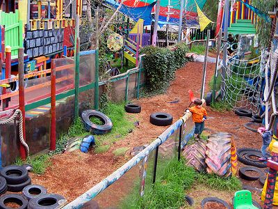 The St Kilda Adventure Playground Just Outside Of Melbourne Australia Check Out Project For Public Spaces Great Article On Ret
