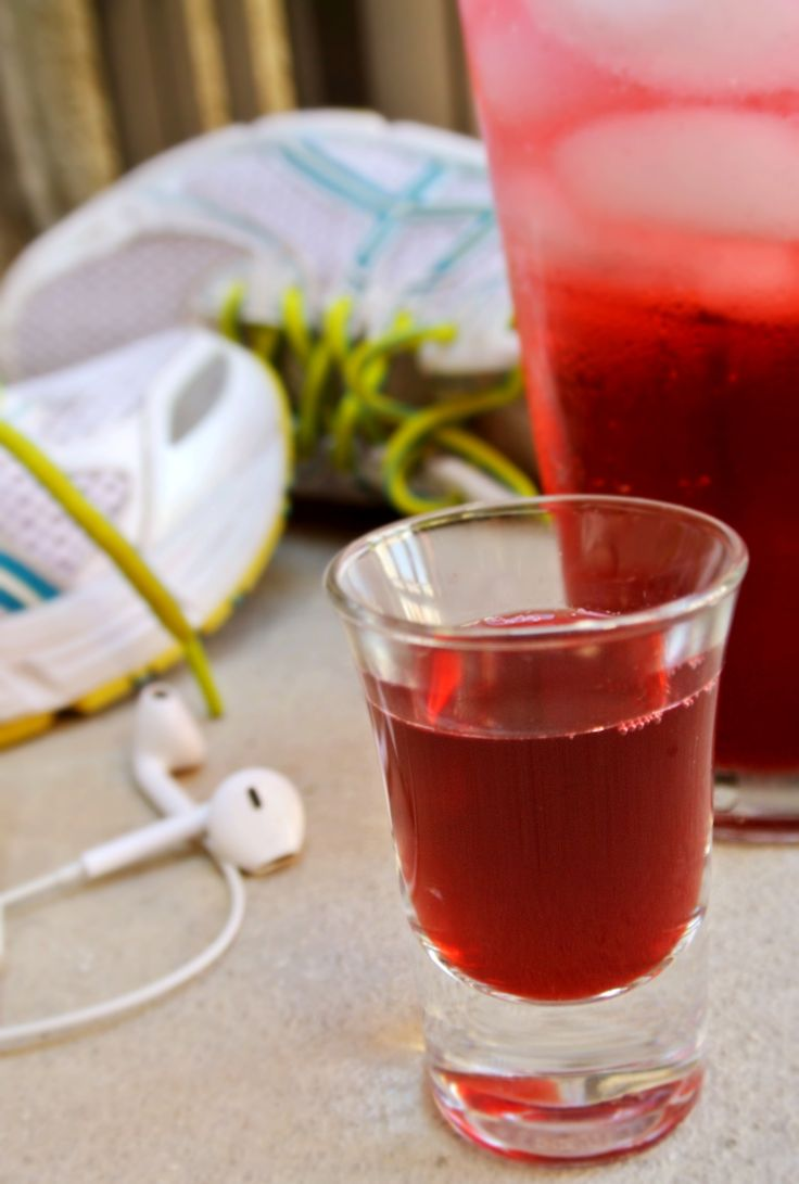 Homemade Pre Workout Energy Drink Recipe