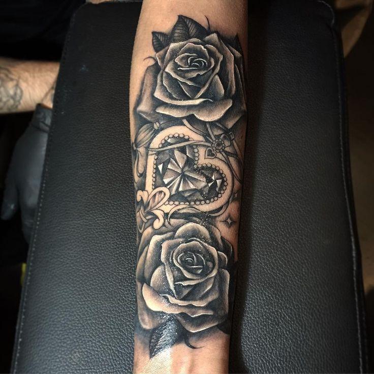 die besten 25 sleave tattoos for women ideen auf pinterest ganzarm tattoos ganzarm und. Black Bedroom Furniture Sets. Home Design Ideas