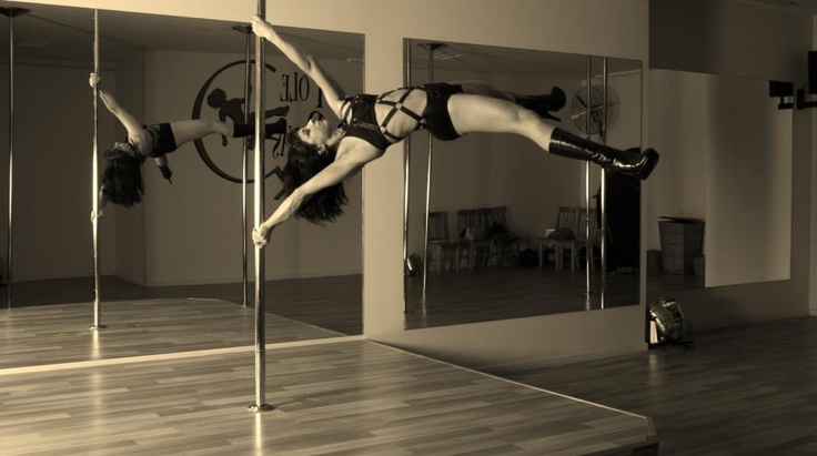 Pole Picture of the Day: Giadia Caluzzi of Pole Divas    https://www.facebook.com/giada.caluzzi
