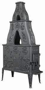 Дровяная печь 300CB, с Норвежскими фигурами от 1000 евро
