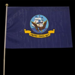 U.S. NAVY FLAGS