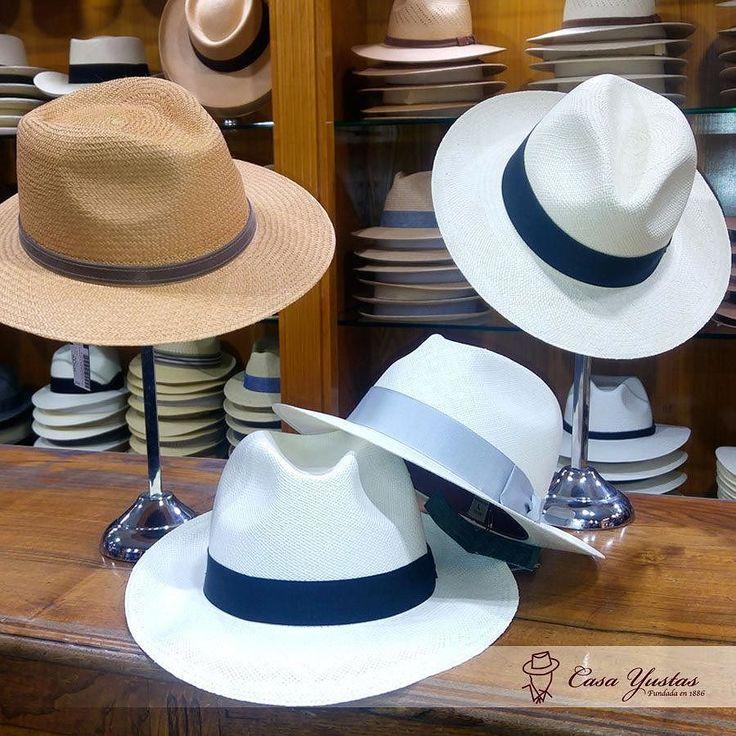 Nueva Colección de Primavera/Verano en Casa Yustas! ZAHORA Sombrero Panamá (Cinta Gris) TRINITY Sombrero Panamá (Moka) SAVANNAH Sombrero Panamá (Flexible. Se puede enrollar) FULCO Sombrero Panamá #hat #sombrero #hatoftheday #style #hatters #inspiracion #clasico #accesories #fashion #moda #complemento #accesorios #meencanta #verano #panamahat #sombreropanama
