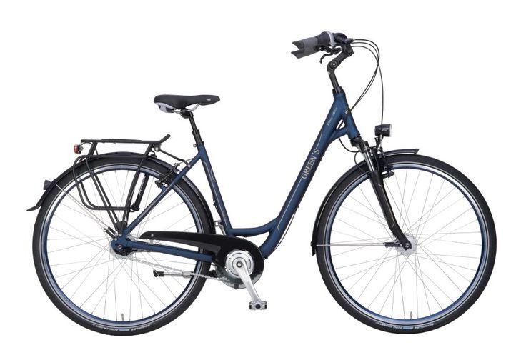 #Greens #Trekking #RoyalAscot #women #midnight #blue #mat #Shimano #8 #Gang #Nabenschaltung #Fahrrad #20Lux #Beleuchtung #Standrücklicht #Rücktritt #Aluminium #Rahmen #28Zoll   #Citybereifung mit #Reflexring #Aluminium #V-Brakes #Preis ab 649,95€ mehr auf www.greens-bikes.de oder Ihrem #Händler