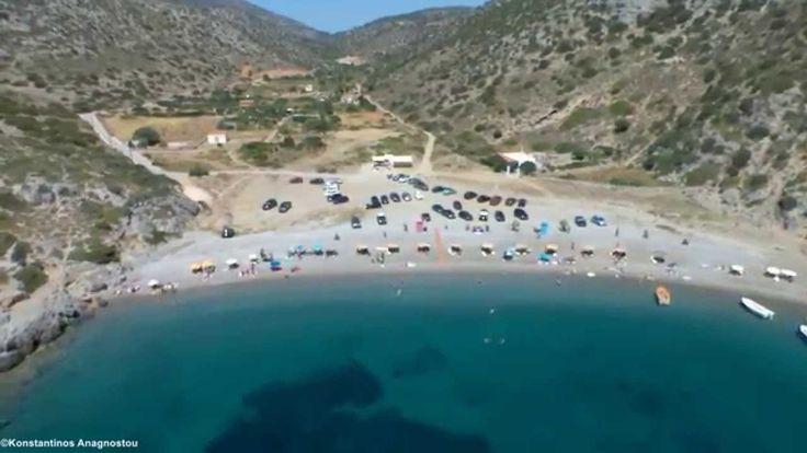 Avlonia beach Chios - Παραλία Αυλωνιά Χίος
