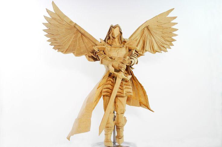 St Michael/ The archangel, Tran Trung Hieu