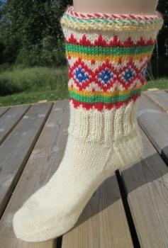 Naisten Lapin sukat tilauksesta