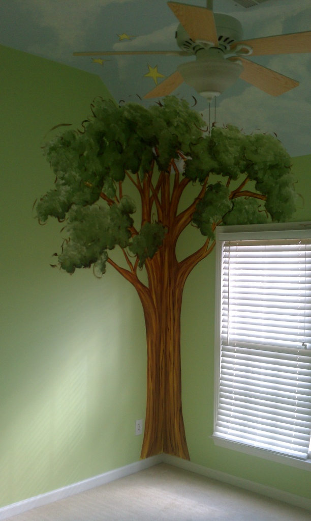 Best 25 nursery tree mural ideas on pinterest nursery for Baby nursery tree mural