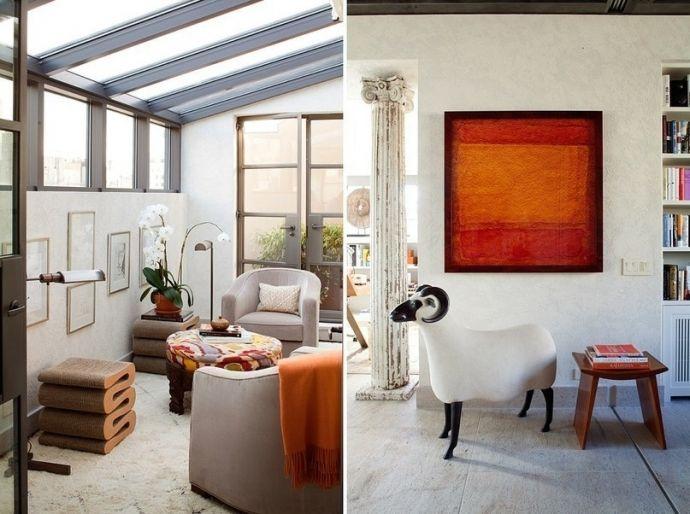 Апартаменты в Нью-Йорке - Дизайн интерьеров | Идеи вашего дома | Lodgers
