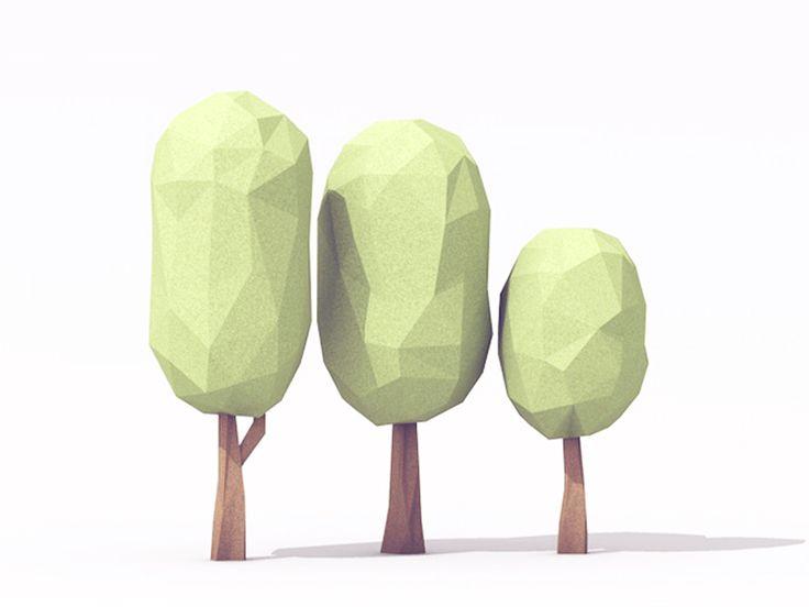 Trees by Timothy J. Reynolds