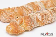 Французский кручёный багет. | Вкусно и красиво с Натальей Балдук.
