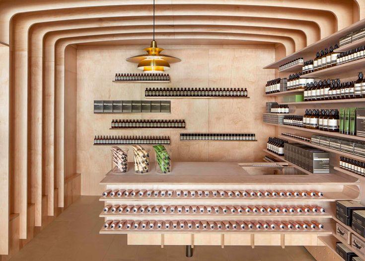7 Best Interior Design Images On Pinterest Aesop Skincare Retail Design And Store Design