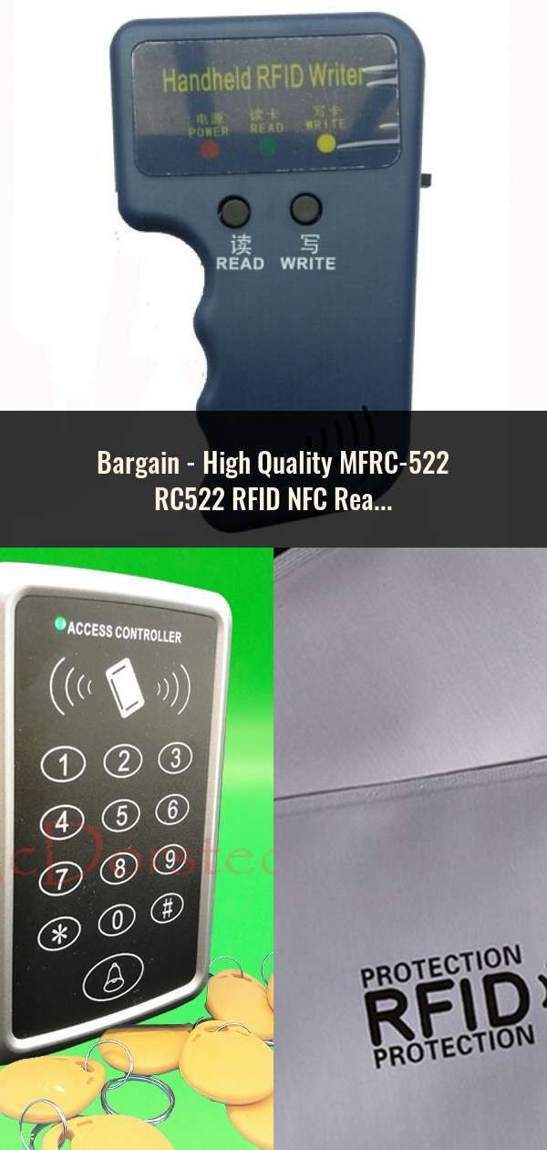 High Quality MFRC-522 RC522 RFID NFC Reader RF IC Card