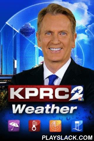 KPRC2 Weather  Android App - playslack.com ,  Frank's Forecast is the Houston weather app with everything you need to plan your day and keep your family safe. The KPRC 2 Severe Weather Team and Click2Houston.com give you Hourly forecasts, or you can look ahead with Tomorrow's Forecast and the 10-Day Outlook. Dynamic Interactive Radar and Satellite images keeps you ahead of storms. You can receive personalized push alerts for Breaking Weather, watch video and more. Whether you're looking for…